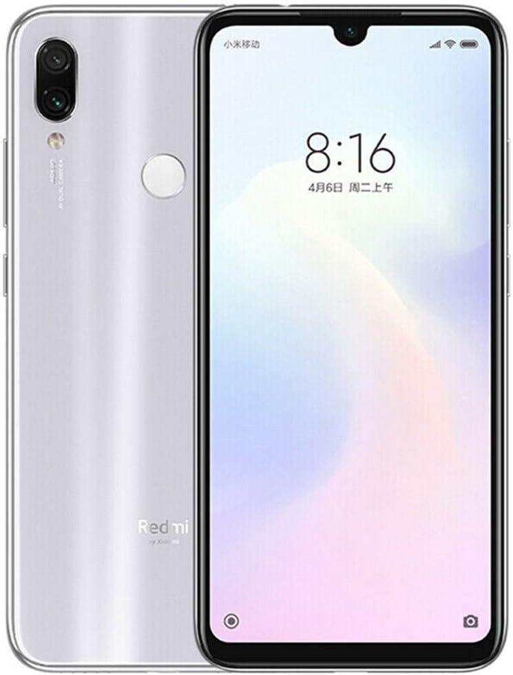 Xiaomi Redmi Note 7 Dual SIM 128GB 4GB RAM White: Xiaomi: Amazon ...
