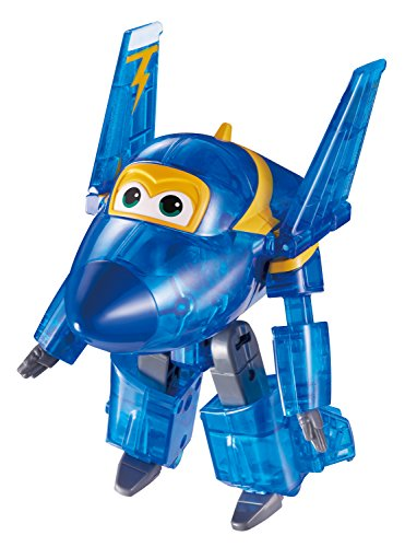 Super Wings - Limited Edition | X-Ray Series | Transforming Jerome Toy Figure | Plane | Bot | , 5
