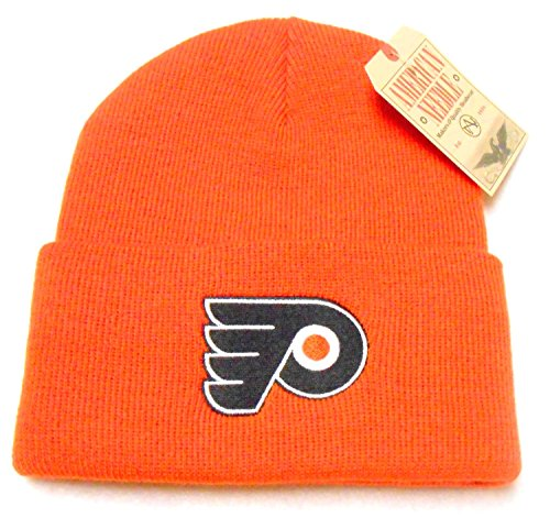 NHL American Needle Philadelphia Flyers Basic Knit Beanie Hat – Sports Center Store