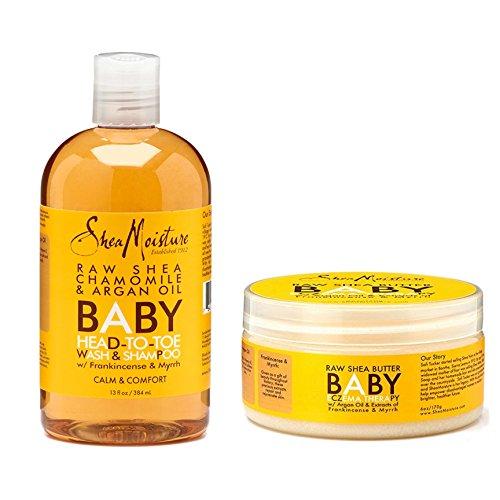 Moisture Chamomile Shampoo Eczema Therapy