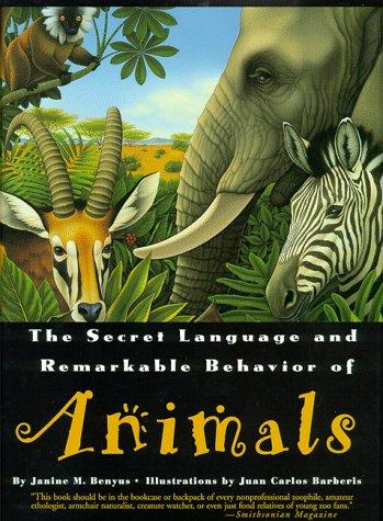 Secret Language & Remarkable Behavior of Animals by Brand: Black Dog Leventhal Publishers