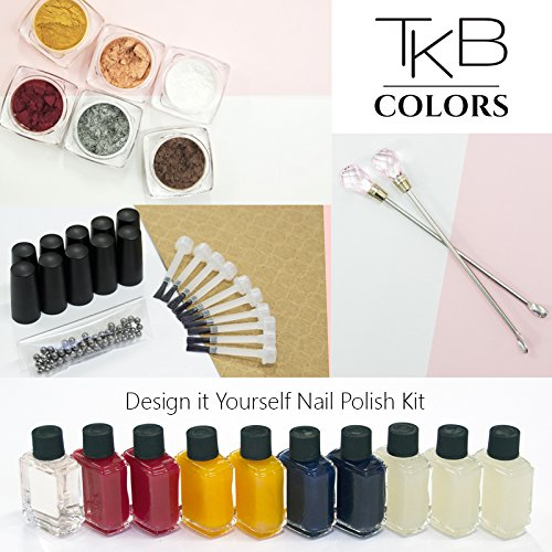 DIY Nail Polish Kit