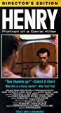 Henry: Portrait of a Serial Killer [VHS]
