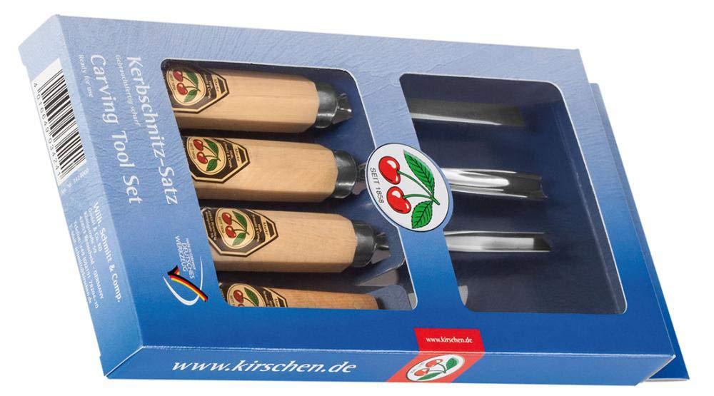 Kirschen Jeu de 4/pi/èces dans la vente Carton 3424000