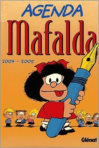 Agenda Mafalda (Bandes Dessin E): Amazon.es: Joachim ...