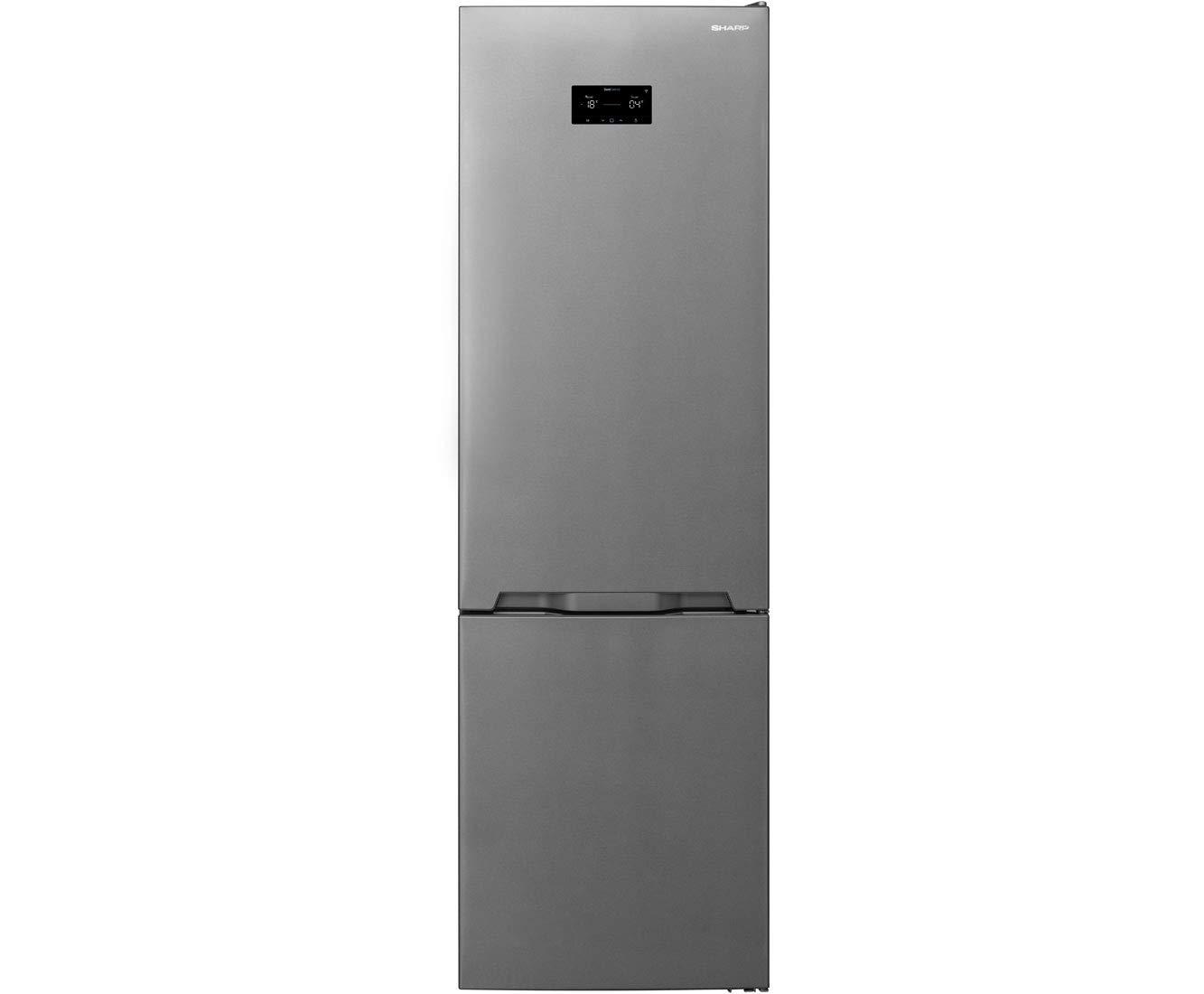 Sharp SJ-BA20IHXI2-EU - Combinación de nevera y congelador, color ...