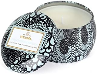 product image for Voluspa French Cade and Lavender Decorative Tin Candle, 3.5 Ounce