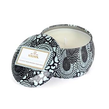 Amazoncom Voluspa French Cade And Lavender Decorative Tin Candle