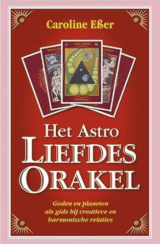 Astro Liefdes Orakel Boek Kaarten Amazon Co Uk Caroline