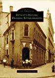 img - for Detroit's Historic Drinking Establishments (Images of America: Michigan) by Victoria Jennings Ross (2008-10-20) book / textbook / text book