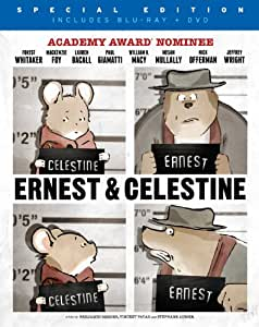 Ernest & Celestine BD+DVD Combo 2pk [Blu-ray]