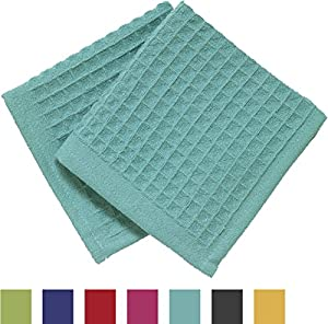 Ritz TechStyle Microfiber Waffle Dish Cloths