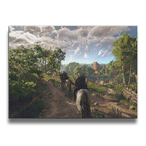 Price comparison product image Design Frameless Photo Game Wild 1620 Inch Solid Wood
