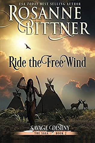 book cover of Ride the Free Wind