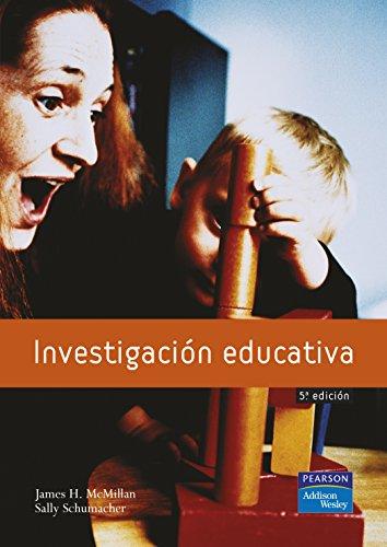 Investigacion Educativa: Una Introduccion Conceptual / Research in Education (Spanish Edition)