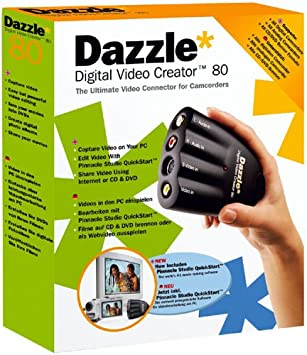 dazzle digital video creator 80 mac driver