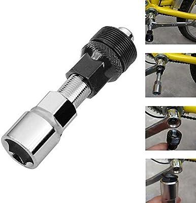 Rubyu Herramienta de Extracción de Cassette de Bicicleta, Medidor ...