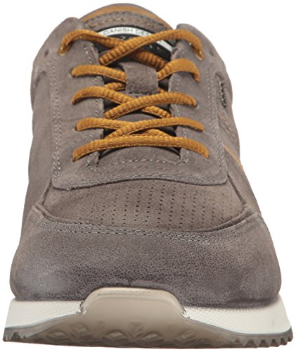 Grey Men's Dried Sneak Homme Baskets Bleu 50252warm Gris Tobacco Basses Ecco p845wxq