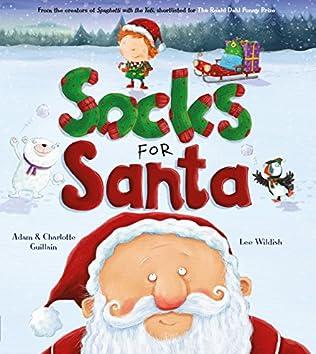 book cover of Socks For Santa