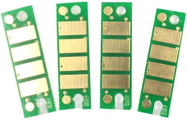UP 4pcs Ink Cartridge chip for Ricoh SAWGRASS SG400 SG800 SG400NA//EU SG800NA//EU