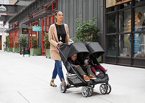 51Q78KvoMEL - Baby Jogger City Mini 2 Double Stroller, Slate