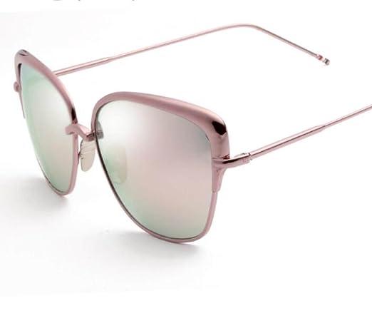 Gafas De Sol Mujer Marea Gafas Ronda De Color Gafas De Sol ...