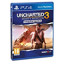 Uncharted 3: Drakes Deception Remastered (PS4) (UK)