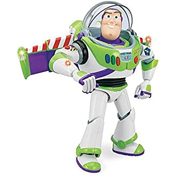 Disney Toy Story Advanced Talking Buzz Lightyear Action Figure 12''