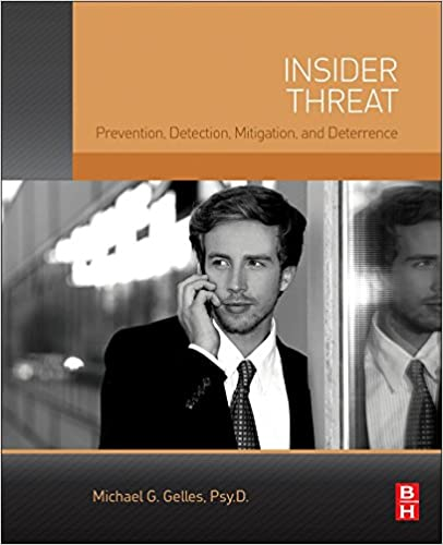 Detection Mitigation and Deterrence Insider Threat: Prevention
