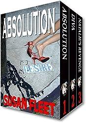 Crime Thriller Boxed set: Award-winning Frank Renzi crime thrillers, Books 1-3 (English Edition)