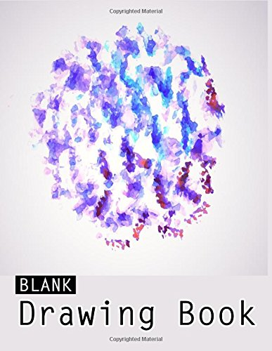 Download Blank Drawing Book, Extra large (8.5 x 11) inches,150 pages (blank sketchbook drawing) (Volume 5) pdf