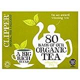 Clipper Organic Everyday Tea 80 Bag 6