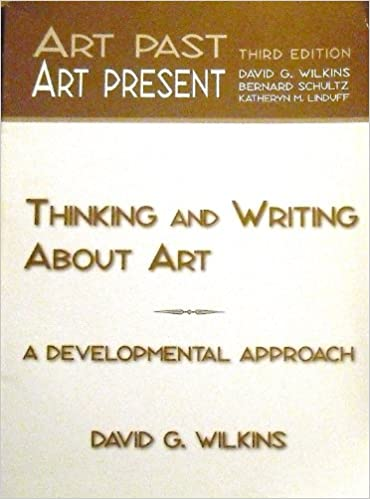 Download gratis ebøger txt format Thinking and Writing About Art: A Developmental Approach 0137596634 in Danish RTF