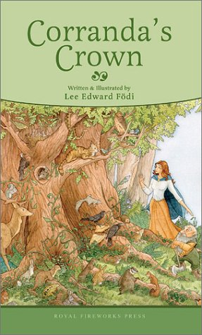 book cover of Corranda\'s Crown