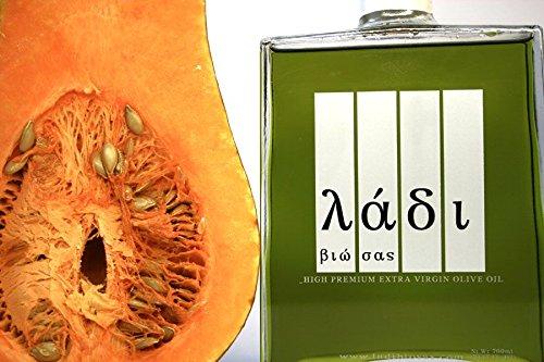 Ladi Biosas λάδι βιώσας Premium Organic Extra Virgin Olive Oil - 250ml by Katina's Greek Foods (Image #2)