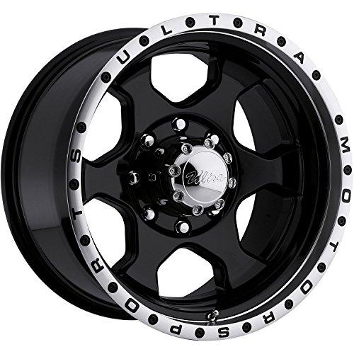 8 lug 16 inch black rims - 7