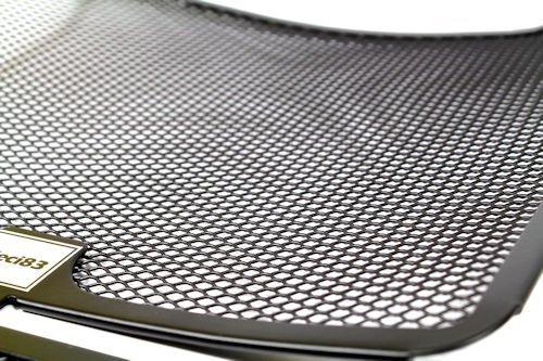 dieci83 Radiador de aluminio y temperatura de aceite protector para pantalla rejilla para BMW S1000RR s1000r XR 2015 - 2017 negro: Amazon.es: Coche y moto