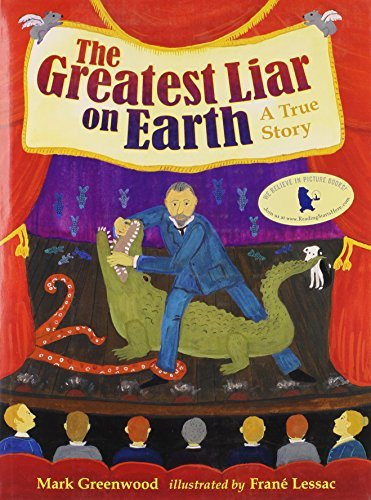 The Greatest Liar on Earth by Mark Greenwood - Greenwood 10 Mall