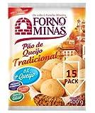 pan de queso - Pao De Queijo Forno De Minas Congelado 15 Pack/400gr - Cheese Bread Frozen