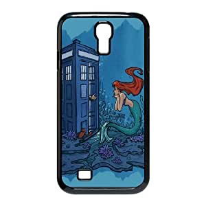 Yo-Lin case Style-1 - TV Doctor Who Series Pattern For SamSung Galaxy S4 Case