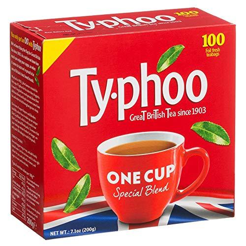 Typhoo Te - 100 bols