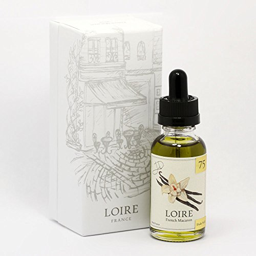 Loire-Hemp-Extract-75mg-Vanilla-Macaron-Tincture