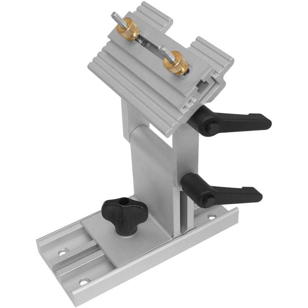Adjustable Replacement Tool Rest Sharpening Jig for 6 inch or 8 inch Bench Grinders and Sanders BG