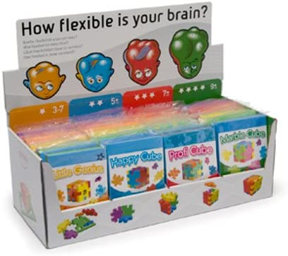 Little Genius vehicles Happy Cube