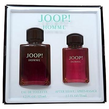JOOP Men Gift Set Eau De Toilette Spray, Aftershave