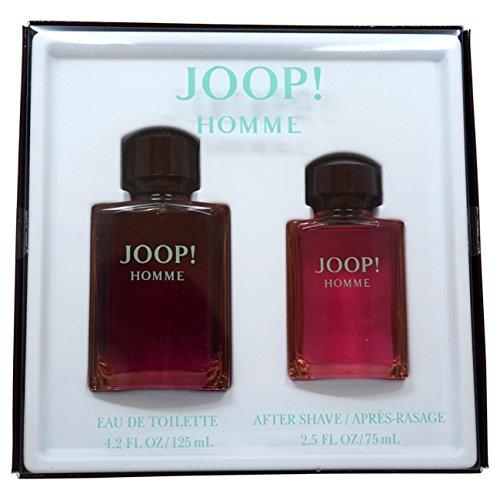 JOOP Men Gift Set (Eau De Toilette Spray, Aftershave)