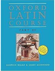 Oxford Latin Course: Part III