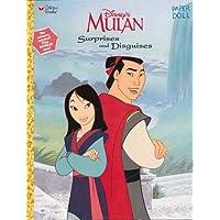Mulan/Prepack: Surprises and Disguises Paper Doll