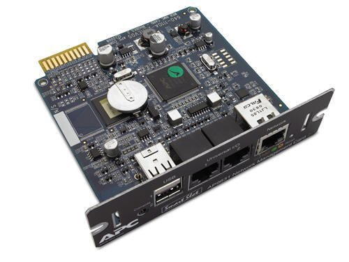 APC AP9631 UPS Network Management Card 2 with Environmental (Network Management Card Remote)