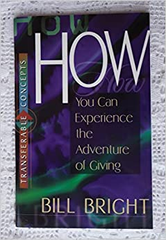 Book How You Can Experience the Adventure of Giving